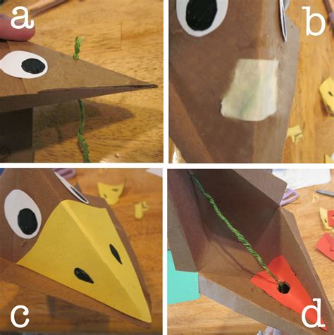 id mommy idmommy project animated paper bird tutorial