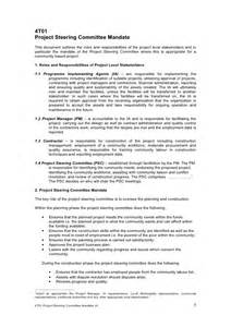 Terms Of Reference Template by Pin Terms Of Reference Template On