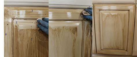 kitchen cabinet glazing techniques the ragged wren how to glazing cabinets