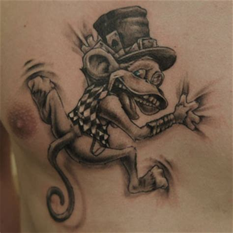 monkey tattoos for men monkey collection page 38