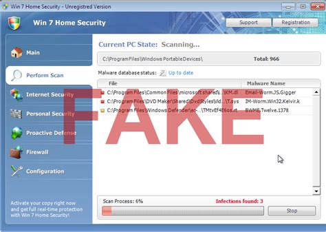 remove malwares and viruses how to get rid of win 7 home