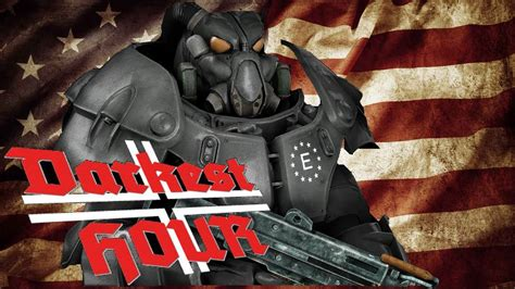 darkest hour fallout mod the enclave fallout doomsday mod darkest hour a hoi game