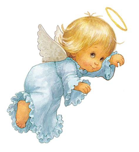 imagenes en png para niños dibujos a color angelitos