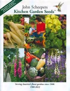 Kitchen Garden Seeds by A Few Great Vegetable Seed Catalogs The Zen Of Vegetables