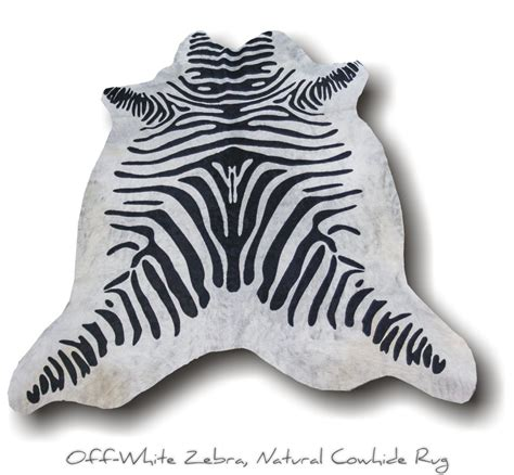 zebra cowhide rug zebra cowhide leather rug black white habitusfurniture