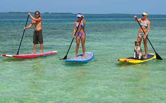 key west yoga boat lazy dog key west kayak and paddleboard tours rentals