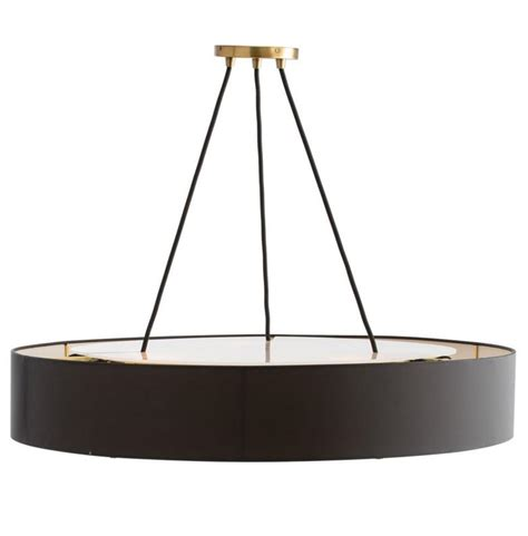 Black Circle Chandelier Arteriors Marsha Chandelier Sleek Black Scenario