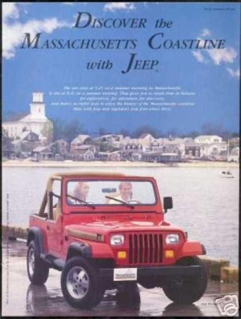 jeep wrangler ads 132 best jeep vintage brochure images on pinterest jeep