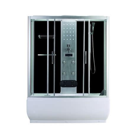 cabina doccia con vasca cabina doccia con vasca california 150 mis 85x150x223