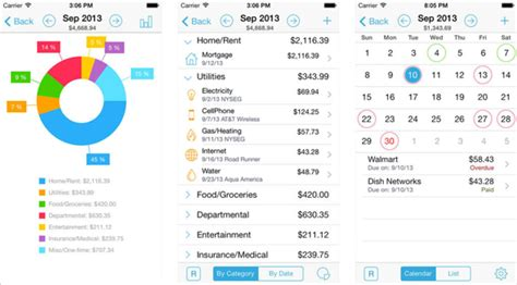 Budget Calendar Mac Apps To Track Your Finances 183 Exist