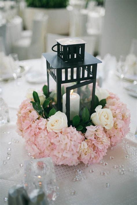 lantern floral centerpieces best 25 lantern wedding centerpieces ideas on