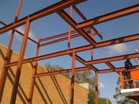 Dw Plumbing structural steel engineering welding installation and fabrication photo gallery