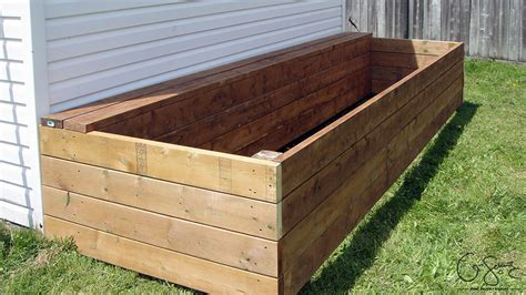 Building Raised Planter Beds by Building A Raised Garden Bed Madness Method