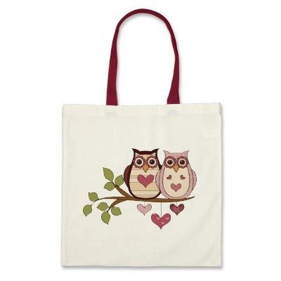 Totebag Owl Family By Bellezzeshop 18 best images about fashion and fabrics on