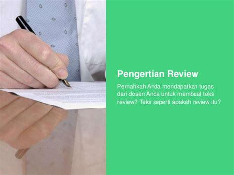 membuat cerita fantasi dari topik lingkungan membuat teks review