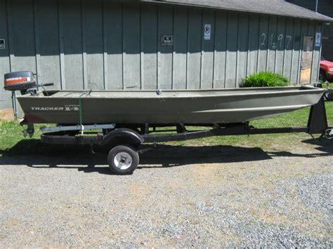 tracker jon boat trailer 14 ft tracker jon boat motor and trailer outside nanaimo