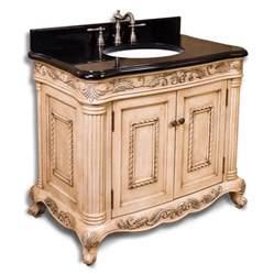 antique white ornate bathroom vanity buy