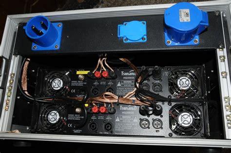 Ads A 850 4 Lifier 4 Channel qsc plx3402 image 608465 audiofanzine