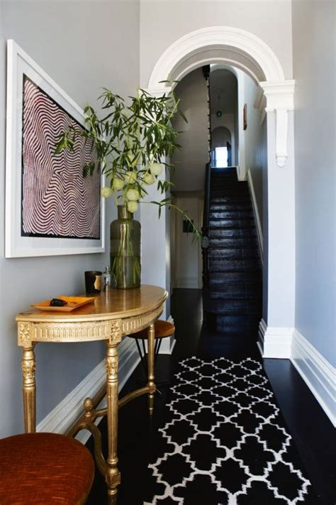 narrow entryway 5 ways to decorate a narrow hallway shoproomideas