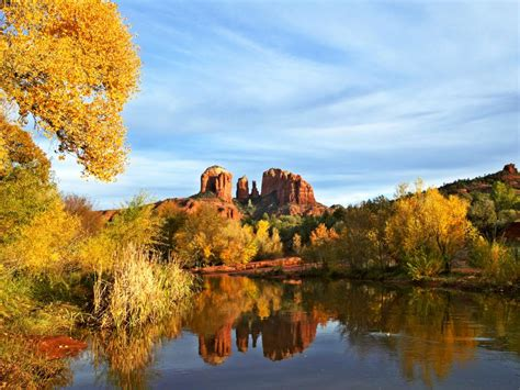 20 relaxing fall getaways travel channel