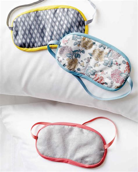 crafts sewing how to sew a simple sleep mask for a better s rest