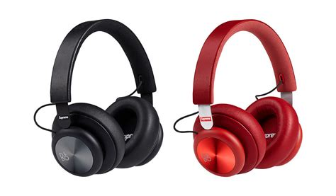 supreme play supreme x b o play h4 wireless headphones juncture