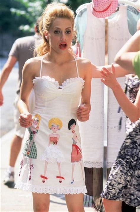 uptown girl film dress brittany murphy fashion uptown girls film molly gunn