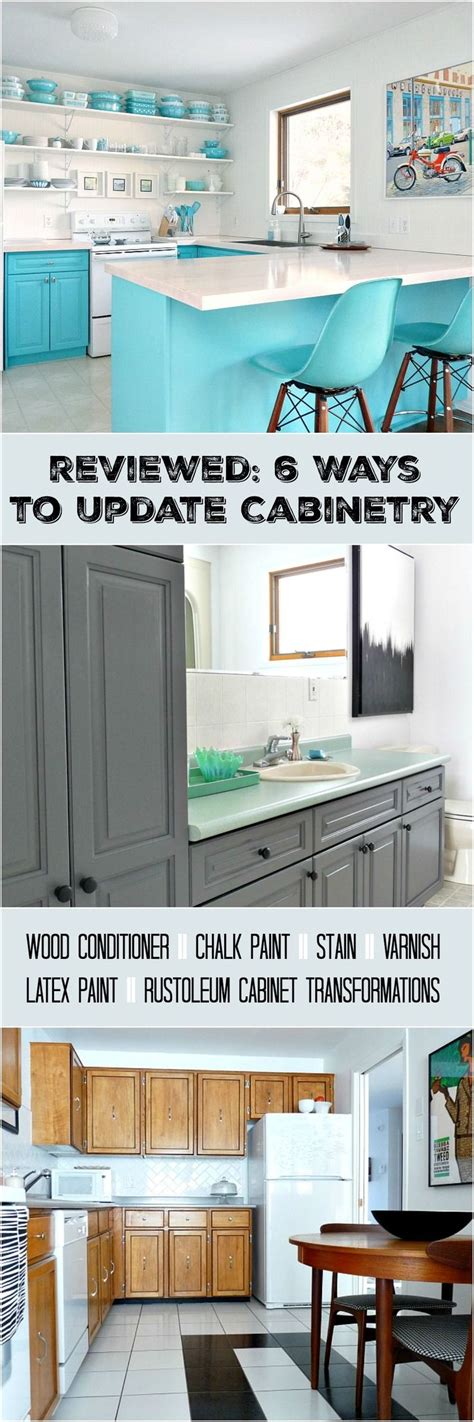 chalk paint vs stain 1000 ideas about cabinet transformations on