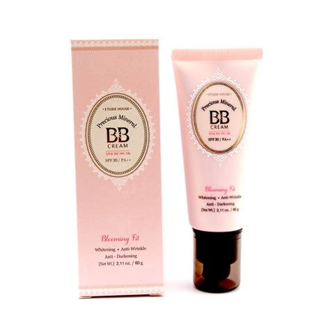 Etude Original etude house precious mineral bb blooming fit spf 30