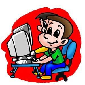 leuke leer en speelspelletjes op de computer voor onze