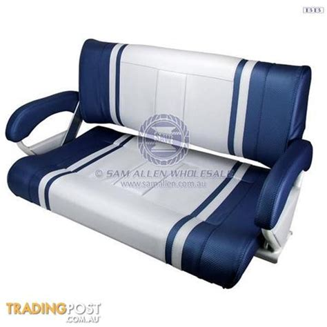 boat seats double boat seat springfield seats double bench seat for sale in