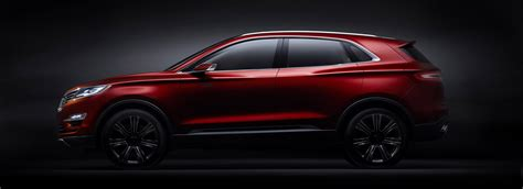 lincoln black label mkc concept motor review