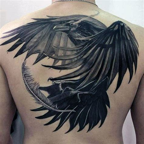 raven wing tattoo wings www pixshark images galleries