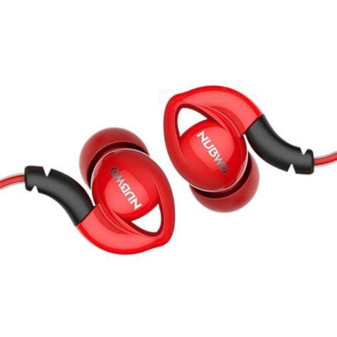 Headphone Mic Microphone Headset Earphone Sport Bass nubwo ny51 sports waterproof headset bass headphones in