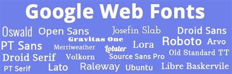 best webfonts top 20 web fonts and how to use them bootstrapbay