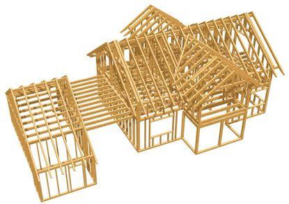 Wie Baue Ich Einen Dachstuhl 5999 by Sparen Durch Selber Bauen Holz Bauplan De