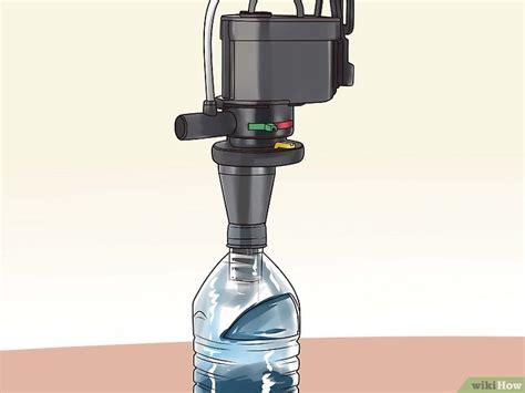 Pompa Gelembung Aquarium Tanpa Listrik membuat filter aquarium tanpa listrik 1000 aquarium ideas