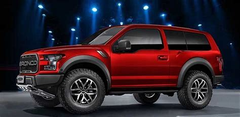 Design Your 2021 Ford Bronco