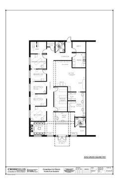 chiropractic office floor plan multi doctor semi open chiropractic office floor plan multi doctor semi open