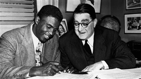 Jackie Robinson Graphic Biography the gallery for gt branch rickey and jackie robinson