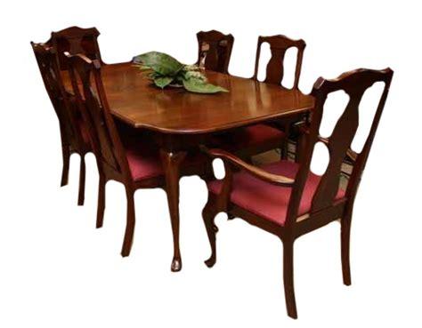 Harden Dining Room Furniture Pre Owned Harden Furniture Dining Set