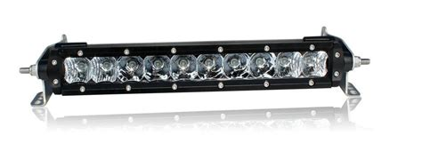 10 Inch Led Light Bar Black Oak Led 10 Inch S Series Led Light Bar Review