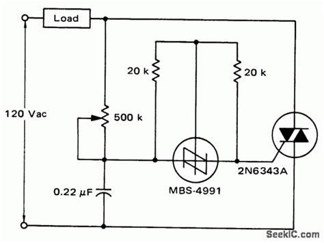 L Dimmer Using Triac by Gt Circuits Gt Vhf Uhf Tv Transmitter Pll L44214 Next Gr