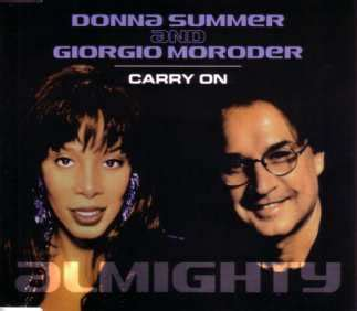 Carry On (Donna Summer song) - Wikipedia Ladonna