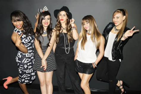 x factor group fifth harmony attempts to make a name for fifth harmony simon cowell s us girl band on uk x factor