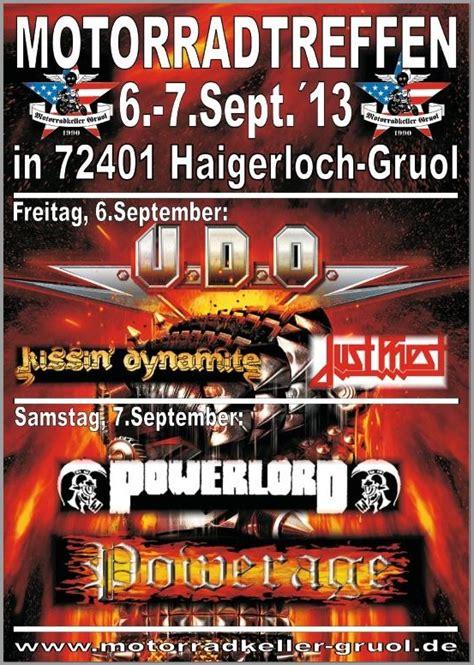 Motorradtreffen Gruol 2017 by Mkg Sept2013 Pml Veranstaltungstechnik