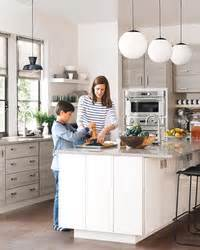 6 common kitchen remodeling myths debunked plus one 3 rules of decorating an open kitchen martha stewart