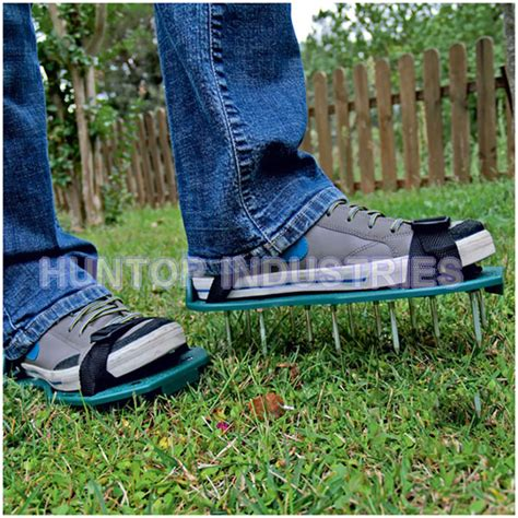 lawn aerator shoes lawn revitalizing aerator sandal shoes lawn aerator
