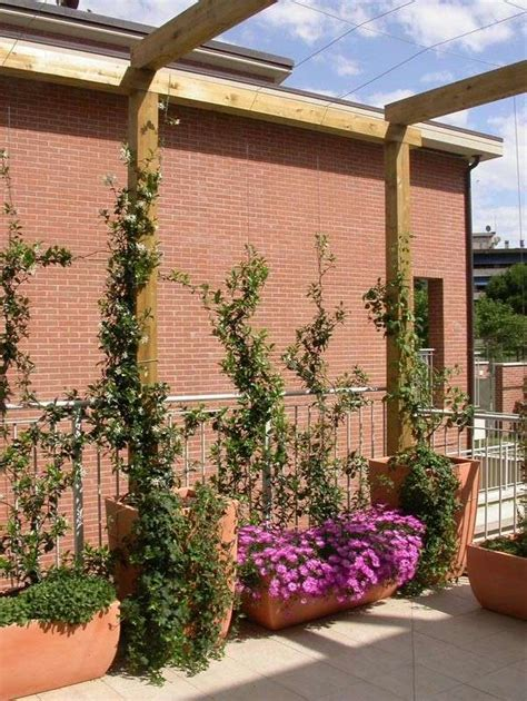 terrazzi arredati terrazzi arredati con piante foto 31 40 nanopress donna