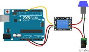 arduino relay control with johnny five devacron com